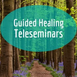 Now Healing Guided Healing Teleseminar Pic